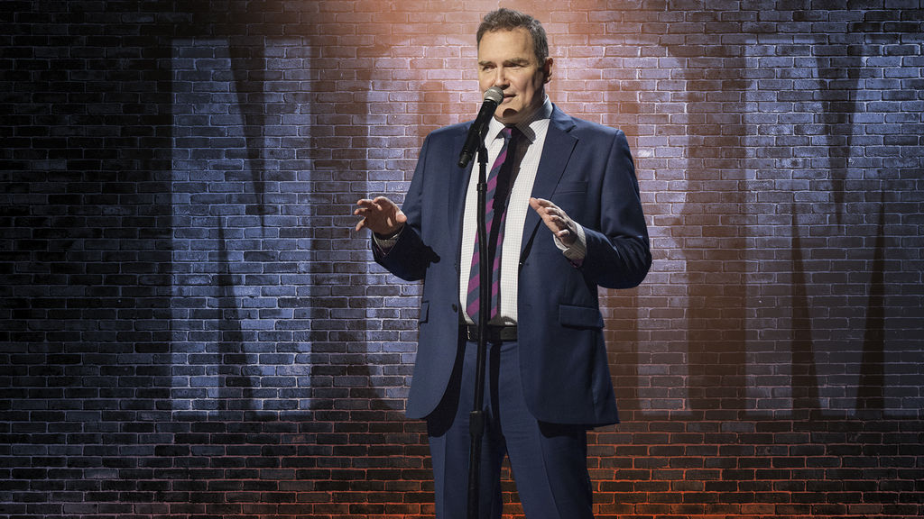 Norm Macdonald cancelled from Tonight Show after defending Louis C.K., Roseanne and MeToo statements